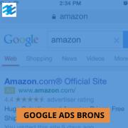 Google Ads Brons pakket