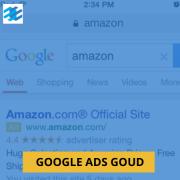 Google Ads Goud pakket