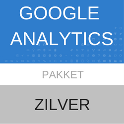 Google Analytics zilver
