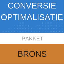 Conversie optimalisatie Brons