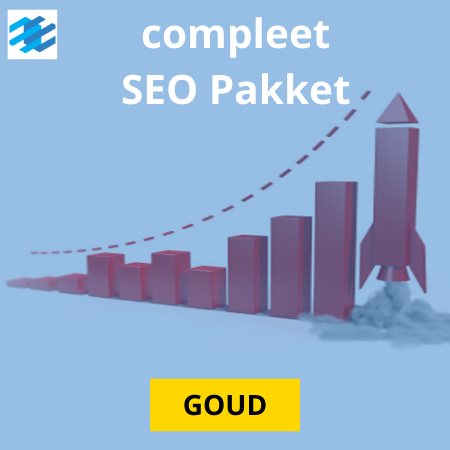 Compleet SEO pakket Goud